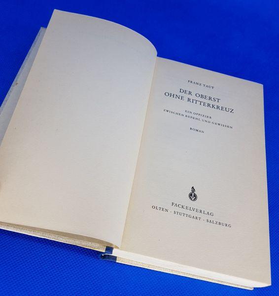 Der Oberst ohne Ritterkreuz - Buch von Franz Taut