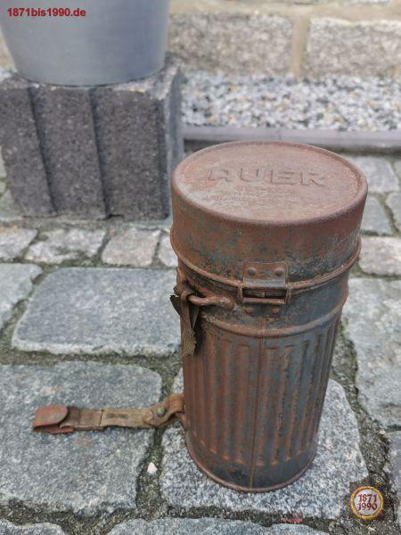 AUER Gasmaske RL1-38/3, Luftschutzgesetz genehmigt