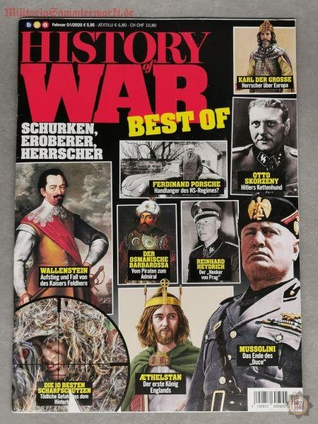 History of War, Best of; Februar 01/2020; Zeitschrift