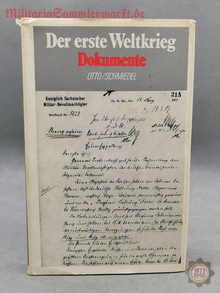 Der erste Weltkrieg, Dokumente, Buch