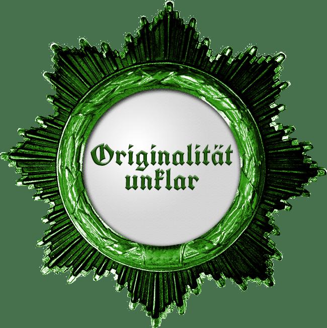 Originalität unklar