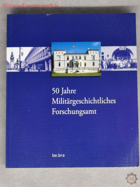50 Jahre Militärgeschichtliches Forschungsamt, Bearbeitet von Martin Rink, 2007