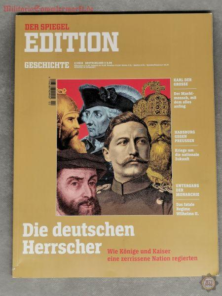 Der Spiegel; Edition Geschichte; 2/2018 Zeitschrift