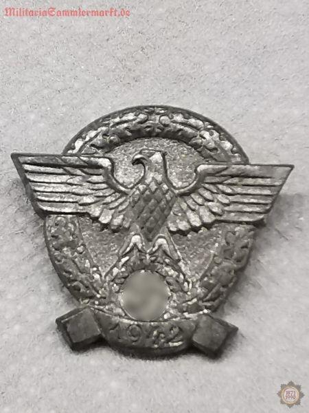 Polizeigedenkabzeichen 1942