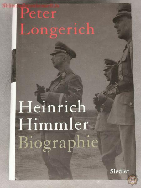 Heinrich Himmler - Biographie, Peter Longrich, Buch, 2008