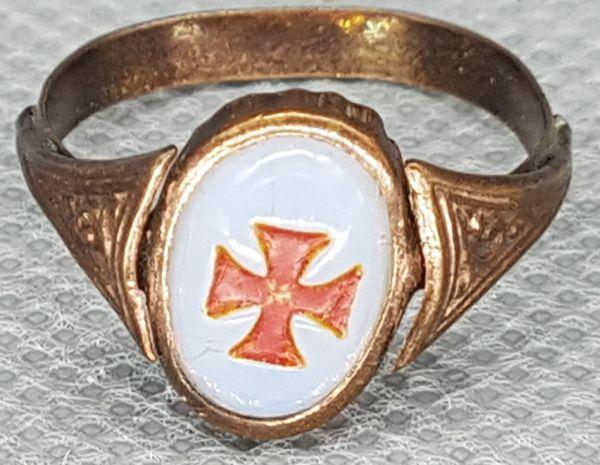 patriotischer Ring 1. Weltkrieg