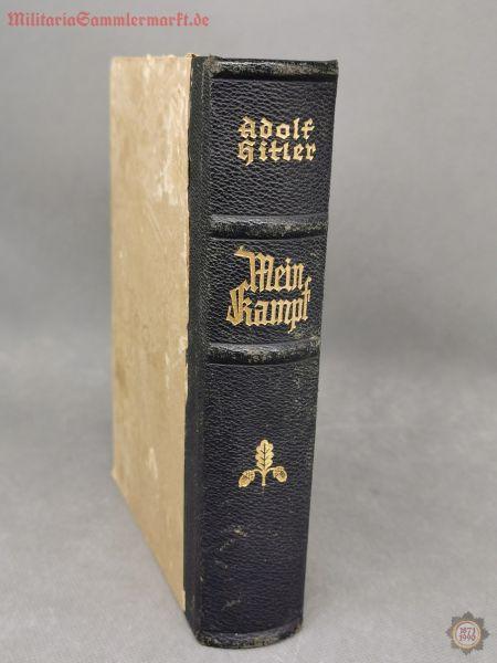 Mein Kampf, Adolf Hitler, Hochzeitsausgabe, 360.-364. Auflage, 1938, Buch