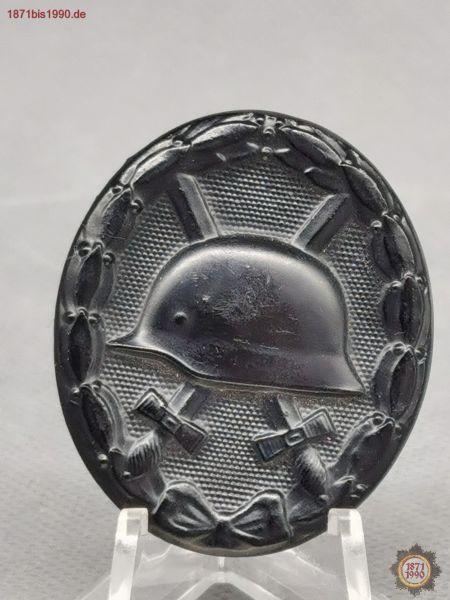 Verwundetenabzeichen VWA schwarz, 57er-Ausführung